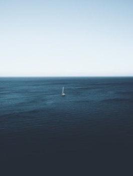 Foto AEPN Barco horizonte