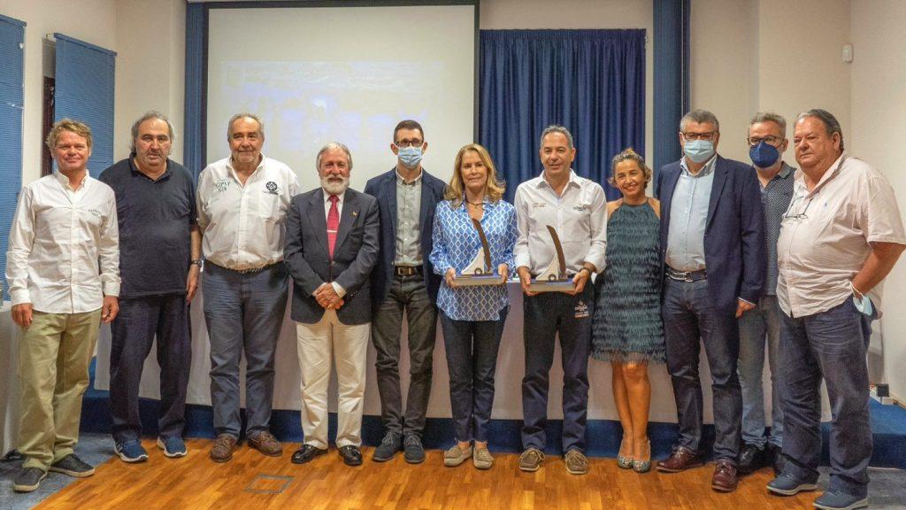 El Estrella Damm Sailing Team y la Fundación Ecomar, Premios AEPN 2019 y 2020